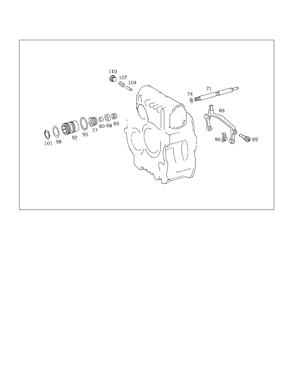 mercedes benz parts catalog shift