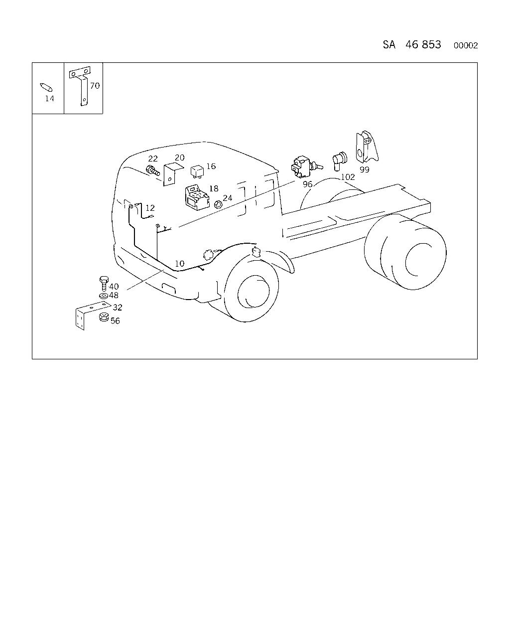 Mercedes-Benz Teilekatalog (Ersatzteile online)